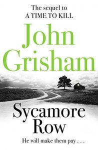 Download Sycamore Row pdf, epub, ebook
